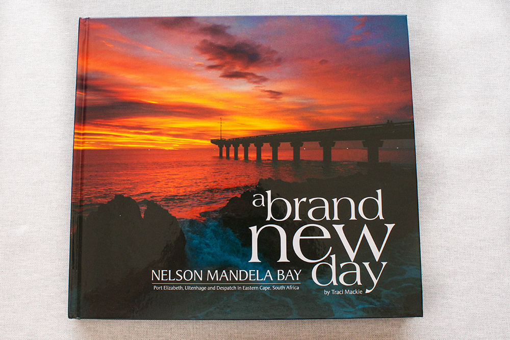 Design Ardour | Art & Design by Robyn Oosthuysen | Publishing | Coffee Table Book | Nelson Mandela Bay | A Brand New Day