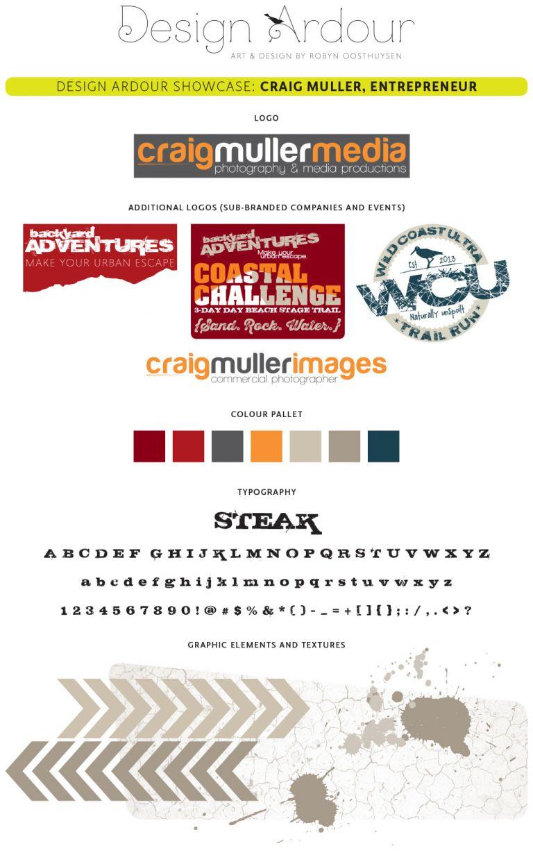 Design Ardour: Art & Design by Robyn Oosthuysen
