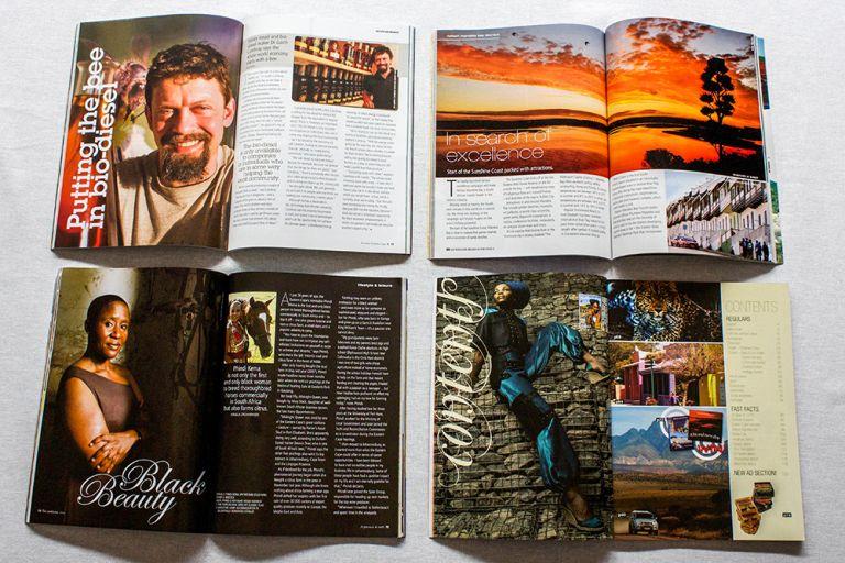 Design Ardour | Art & Design by Robyn Oosthuysen | Publishing | Magazine | Madiba Action