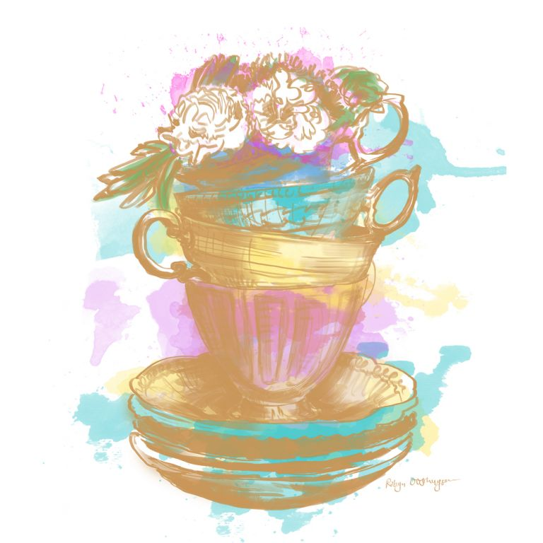 001_Teacups_Gold_Stacked(Facebook)