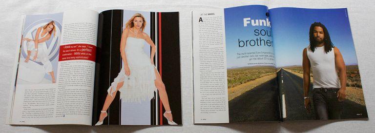Design Ardour | Art & Design by Robyn Oosthuysen | Publishing | Magazine | VW | VIA | Volkswagen